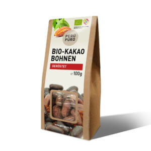 Produktfoto Bio-Kakaobohnen, geröstet