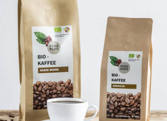 Bio-Kaffee